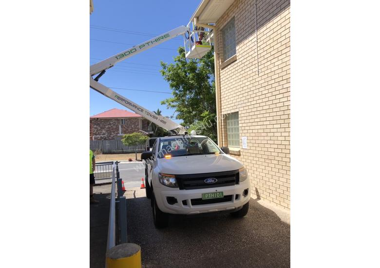 Nifty-Lift 10m Ford Ranger Ute EWP Cherry Picker Travel Tower