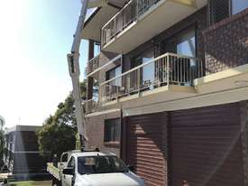 Nifty-Lift 10m Ford Ranger Ute EWP Cherry Picker Travel Tower - picture15' - Click to enlarge