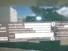 Moore Semi Tipper Trailer - picture19' - Click to enlarge