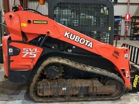 2015 Kubota SVL75 With 1330 Hours - picture0' - Click to enlarge