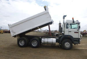 Mack   MAXTER Cab chassis Truck