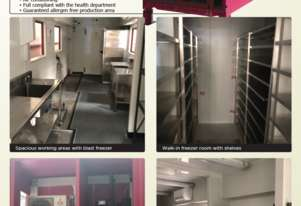 Self Contained Food Production Facility