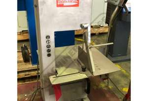 MB-210 Meat & Bone Band Saw - Stainless Steel 185 x 240mm Capacity Bench Model