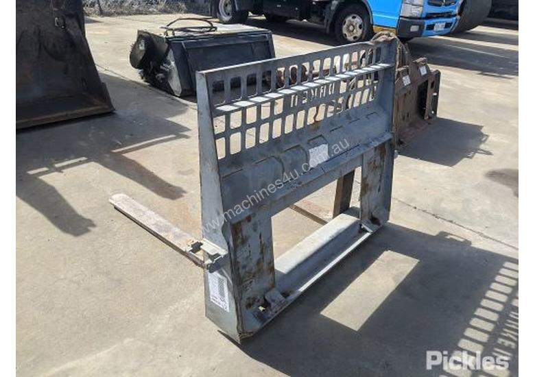 Bobcat Fork Tines Attachment
