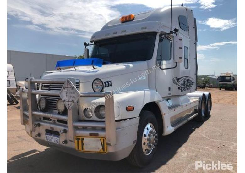 Used Freightliner Century Class Cst120 Wrecking 12 14