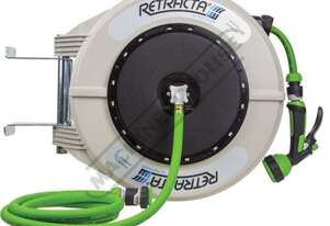 DR418P-03 Retractable Water Hose Reel 18 Metre x Ø12.7mm Hose