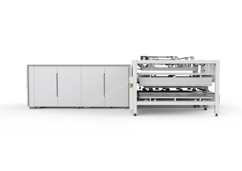 Bodor Laser Sheet Automation - iTrans