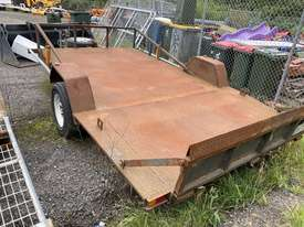 Cattanach Single Axle Trailer - picture0' - Click to enlarge
