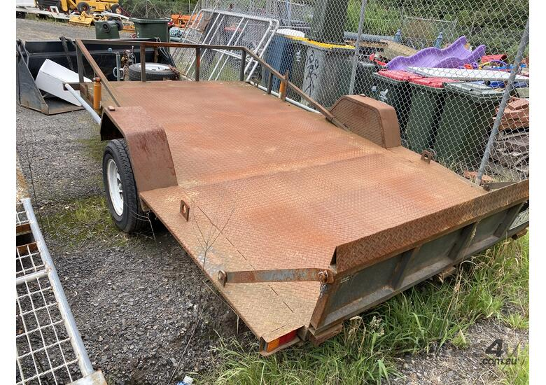 Cattanach Single Axle Trailer