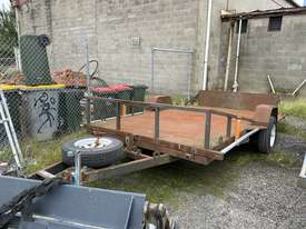 Cattanach Single Axle Trailer - picture1' - Click to enlarge