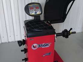 BRIGHT CB67 Wheel Balancer - picture1' - Click to enlarge