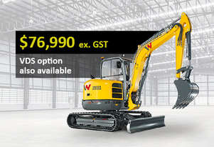 Wacker Neuson EZ53 Now Available
