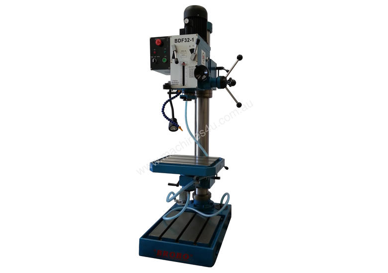 BROBO BDF32-1 GEARED HEAD DRILL
