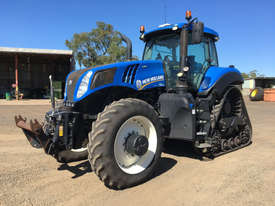 New Holland T8-435 Tracked Tractor - picture0' - Click to enlarge