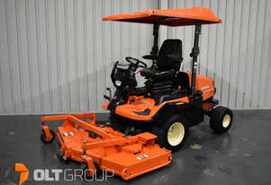 Used Kubota F3690 Mower Diesel Out Front Mower Rear Discharge Deck Canopy Low Hours