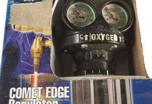 Cigweld Oxy Acetylene Gas Regulator Comet Edge ESV4 Welding Cutting CIG BOC