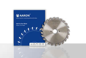 Aaron TCT Split Scribe Scoring Blade for Panel Saw (Free Postage) - 120mm (12+12 teeth)