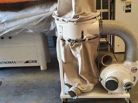 Dust Extractor(single phase) - picture1' - Click to enlarge