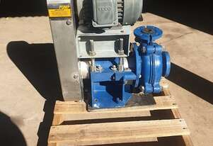 4 Hp 3 Kw New Warman Slurry Pump 2011