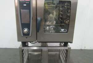 Rational SCC WE 61G 6 Tray Combi Oven