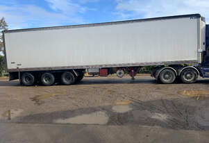 Peki R/T Combination Refrigerated Van Trailer