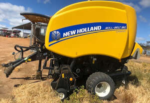2018 New Holland RB180 Round Balers