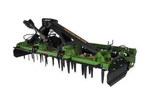 2020 HISARLAR 250 POWER HARROW + PACKER ROLLER (2.5M)