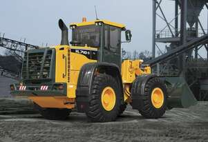 12T Wheel Loader HL740-9 for hire