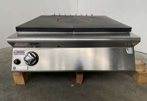 Mareno ANT98G Solid Top Gas Hotplate