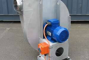 Stainless Steel Centrifugal Blower Fan - 2.2kW - Venti Oelde