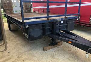 Trailer Tag Trailer With Ramp Howard Porter SN957 1TOI572