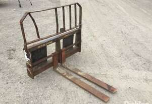 Digga, Fork Tyne Attachment To Suit Skid Steer.