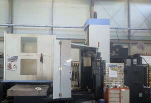 2008 Doosan DB130CX Table type CNC Horizontal Boring Machine
