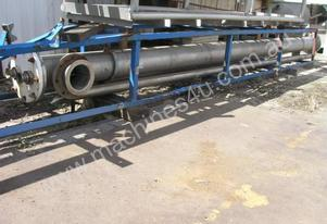 Heat Exchanger - Shell and Tube.