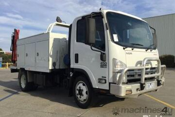 Isuzu 2014   NQR450 Medium