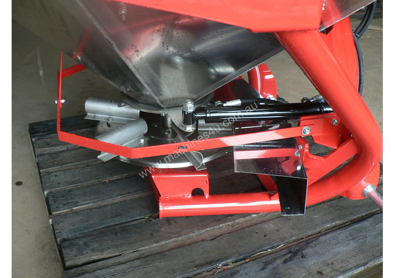 TUFFASS/DAL CERO 1200 Litre/1000 kg HYD OFF/ON