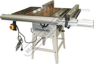 SB-12 Table Saw  Ø305mm Blade Diameter