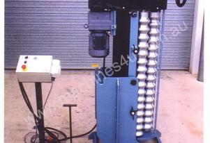 Corrugated Curving Machine