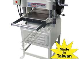 T-380S Thicknesser - Spiral Head Cutter 380 x 150mm (W x H) Material Capacity  Includes Spiral Cutte - picture0' - Click to enlarge