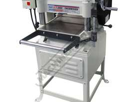 T-380S Thicknesser - Spiral Head Cutter 380 x 150mm (W x H) Material Capacity  Includes Spiral Cutte - picture2' - Click to enlarge