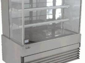 Koldtech KTSQRCD15 1500mm with 3 Fixed Shelves Squ - picture0' - Click to enlarge