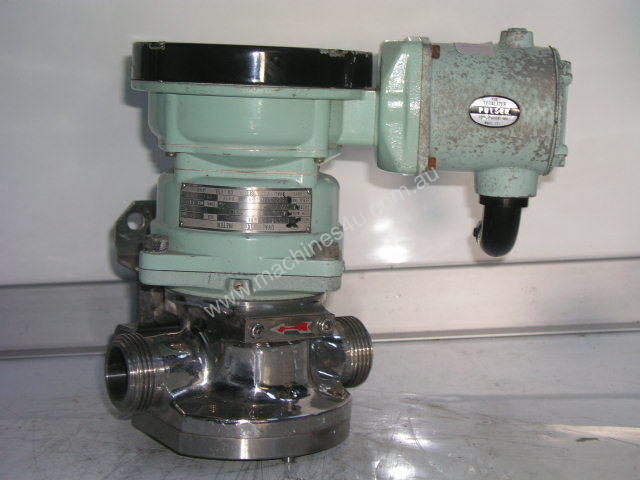 Oval LC5541-1309 Flow Totalizer.