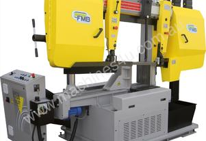 Ø 510mm Capacity Semi Automatic Bandsaw, SHO 500x750mm