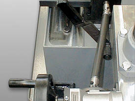 OLIMPUS SEMI-AUTO BANDSAW 510mm CAPACITY  - picture2' - Click to enlarge
