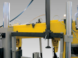 OLIMPUS SEMI-AUTO BANDSAW 510mm CAPACITY  - picture4' - Click to enlarge