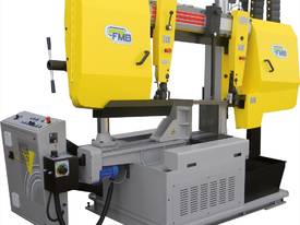 OLIMPUS SEMI-AUTO BANDSAW 510mm CAPACITY  - picture0' - Click to enlarge