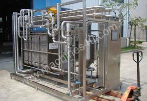 IOPAK Plate Type Continuous Pasteurisation System