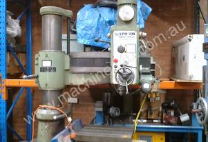 Radial Drill, geared headed no. 4 mt