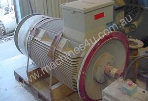Siemens Squirrel Cage Motor