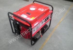 6kVA Portable generator, Powered by Honda